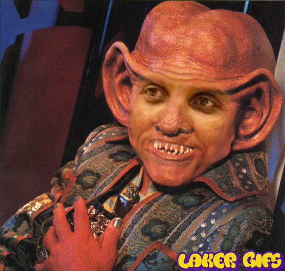 Reggie Miller, Ferengi, Indiana Pacers, NBA, TNT Announcer