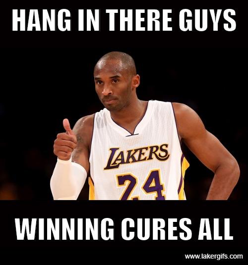 Kobe Encouragement
