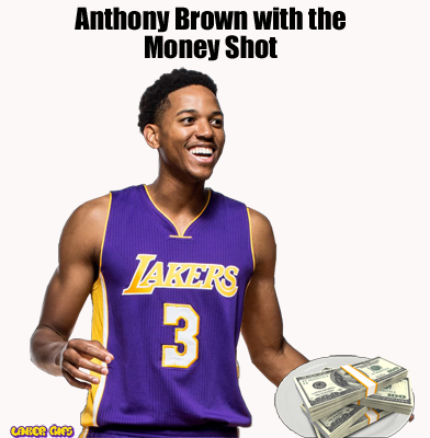 Anthony Brown Money Platter
