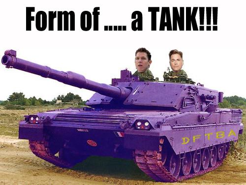 Luke Walton Rob Pelinka Tank